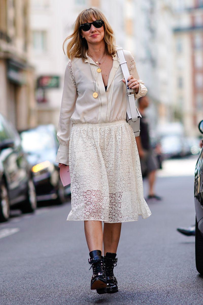 Paris Haute Couture Fashion Week Street Style 78