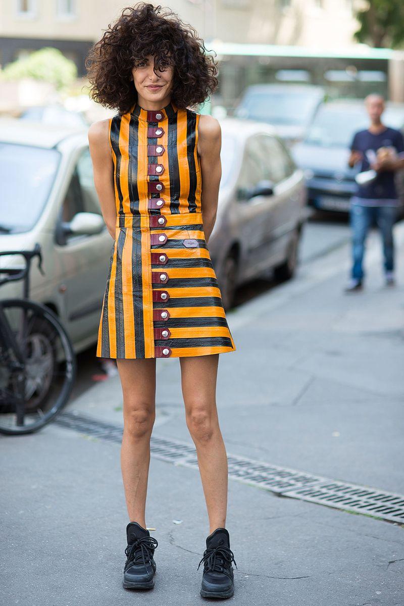 Paris Haute Couture Fashion Week Street Style 82