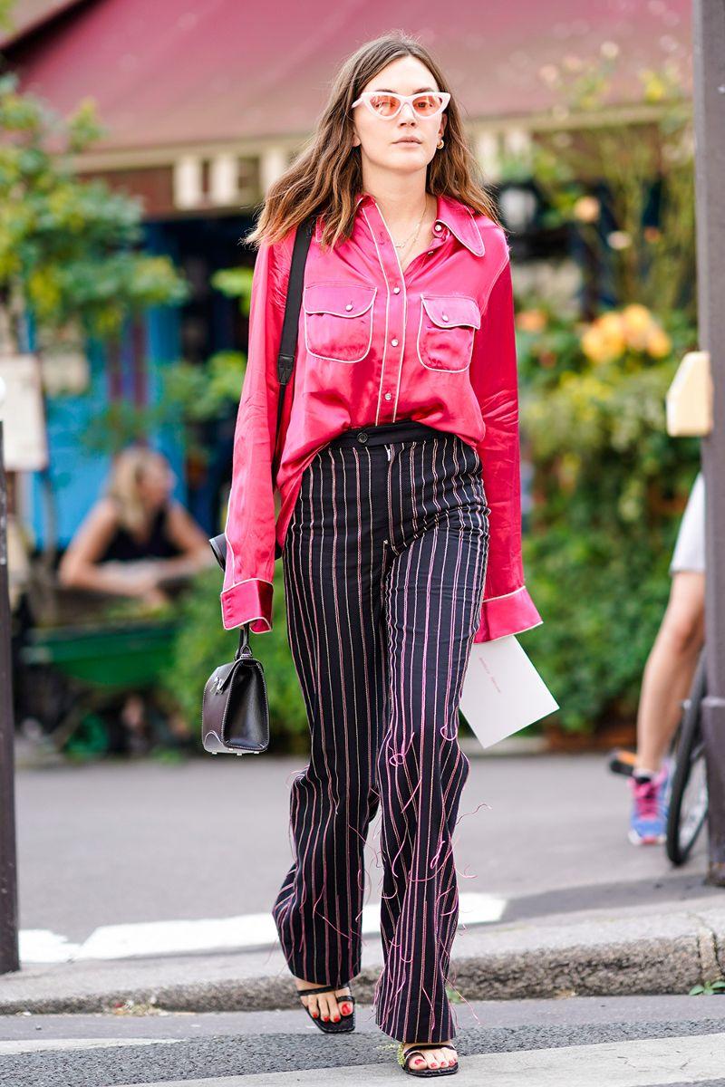 Paris Haute Couture Fashion Week Street Style 84