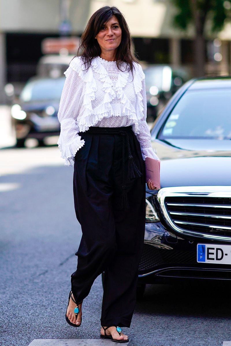 Paris Haute Couture Fashion Week Street Style 86