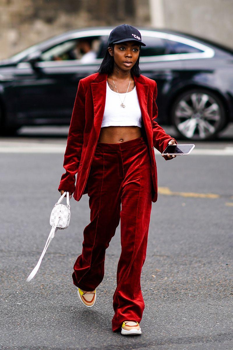 Paris Haute Couture Fashion Week Street Style 71