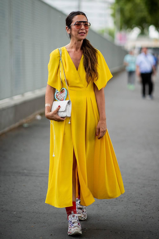 Paris Haute Couture Fashion Week Street Style 70