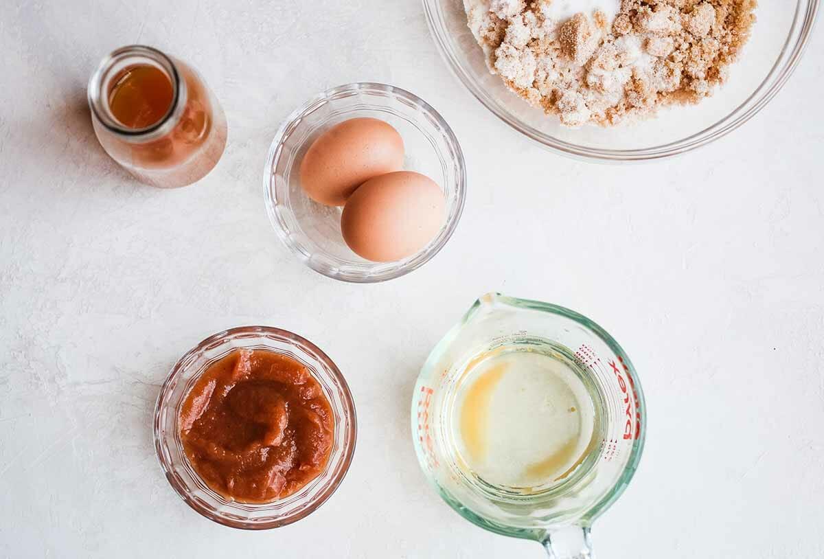Fresh Apple Cake apple cake ingredients
