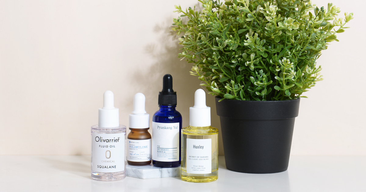 Everything You Need To Know About Face Oils 95
