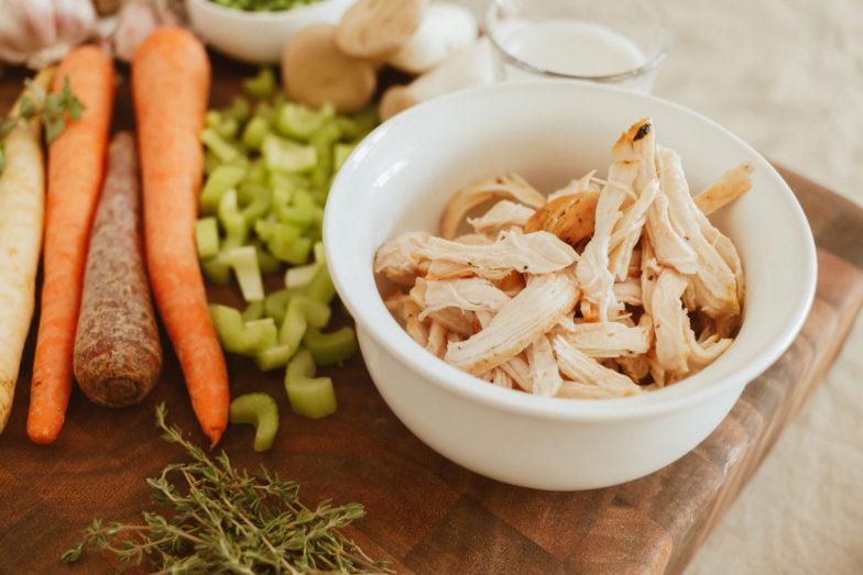 Cozy and Healthy Chicken Pot Pie Recipe 37