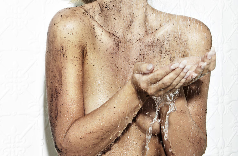 The Bean Body scrub to reveal your best Winter Skin
