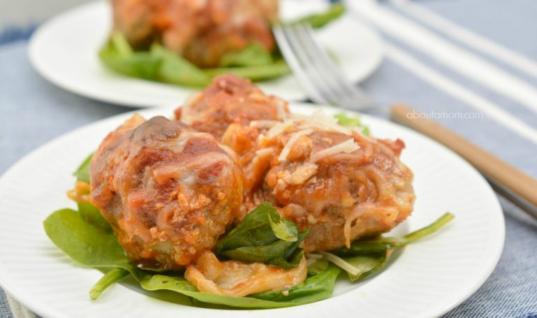 Yummy Keto Meatballs Italian Recipe