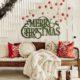 DIY Christmas Gallery Wall