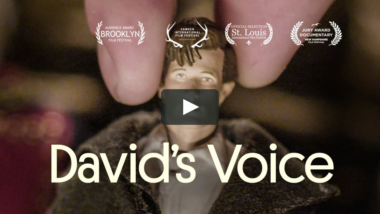 """Tremendously moving story about an artist searching for his place in life - Watch """"David's Voice"""" 36"""