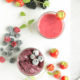 Superrrr Energy-boosting Mixed Berry Smoothie Recipe