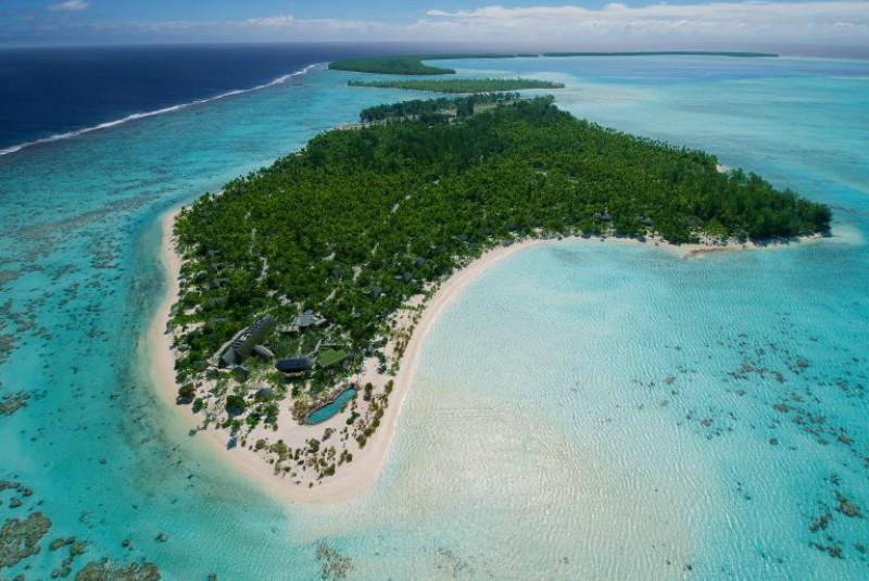 Brando Hotel Tahiti
