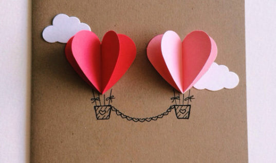 Without Many Words! 9 Ideas of Such Cute and Creative Cards that Are Easy to Make Yourself