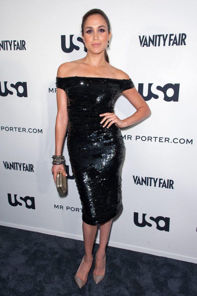 Megan Markle actress