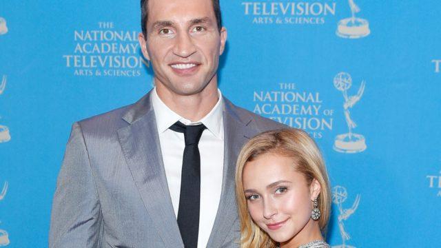 Klitschko and Hayden