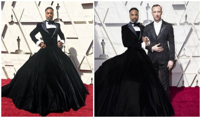 Billy Porter and Adam Smith on the Oscars
