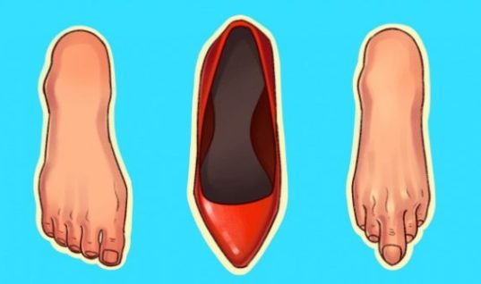 6 Models Of Shoes That Are Very Harmful to Health