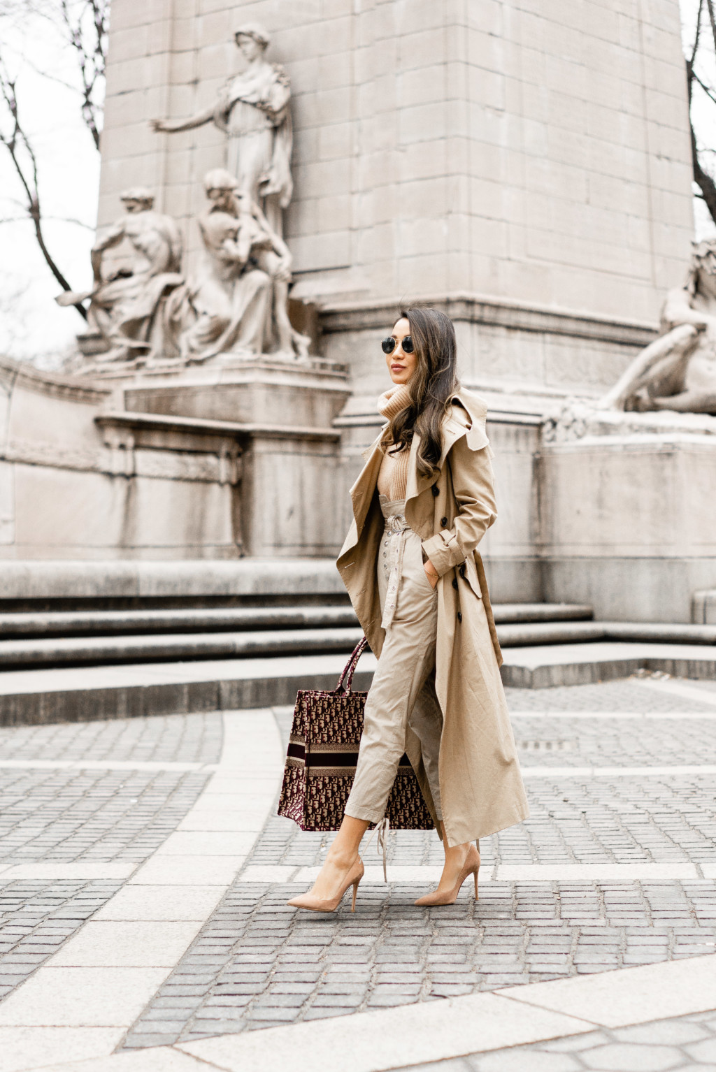 A Winter to Spring Outfit, Transeasonal Pieces 44
