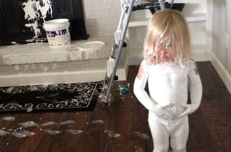 Children, Like No Other, Can Instantly Cheer Us Up! 10 Kids Very Funny Photo