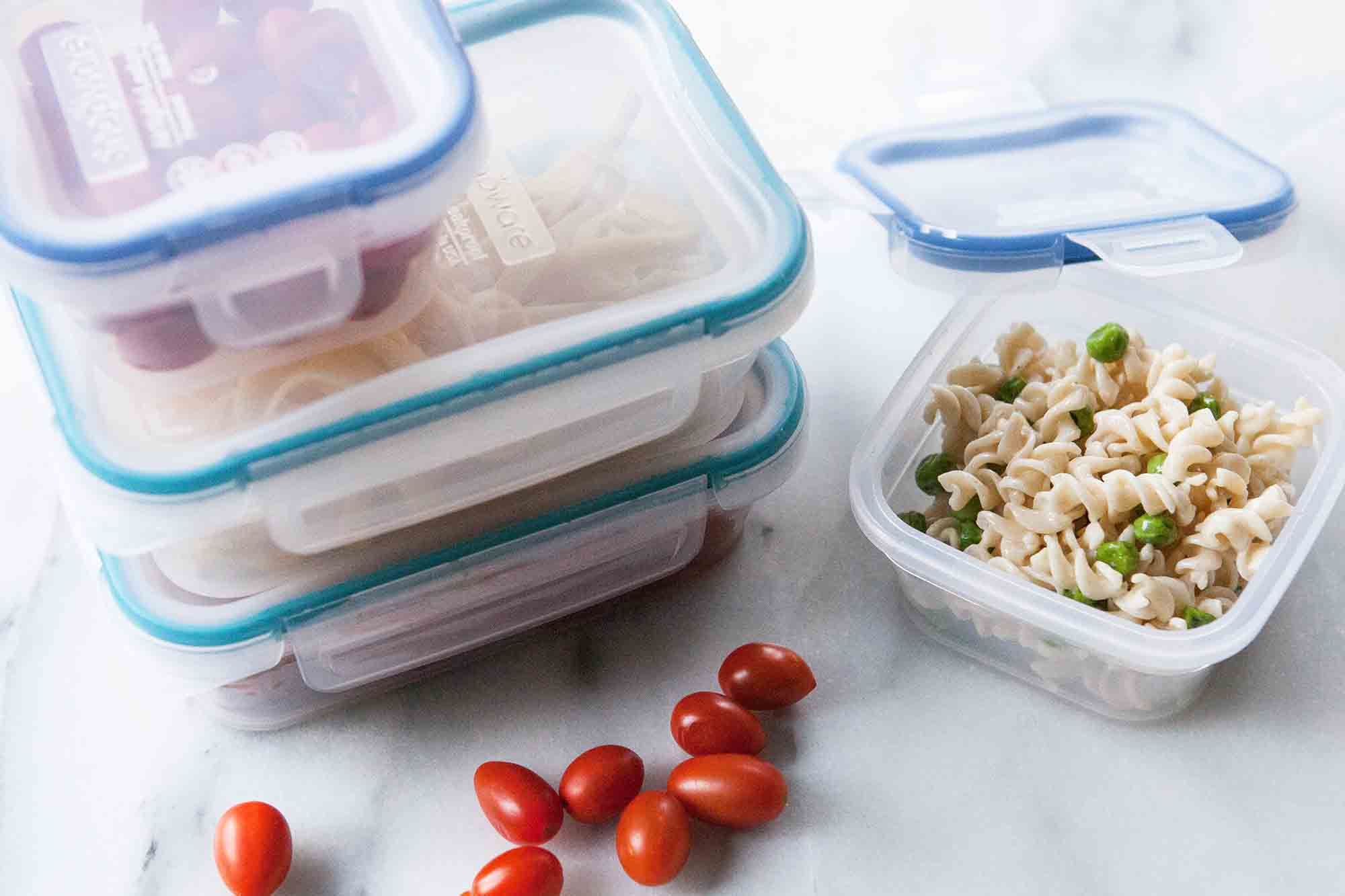 Food Storage Containers - Storing leftovers
