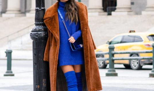 Monochromatic Dressing  – Easy & Chic Blue!