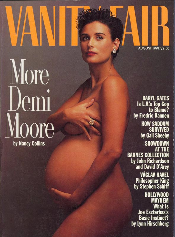 The Most Scandalous Magazine Covers That Have Changed the World Of Gloss 36