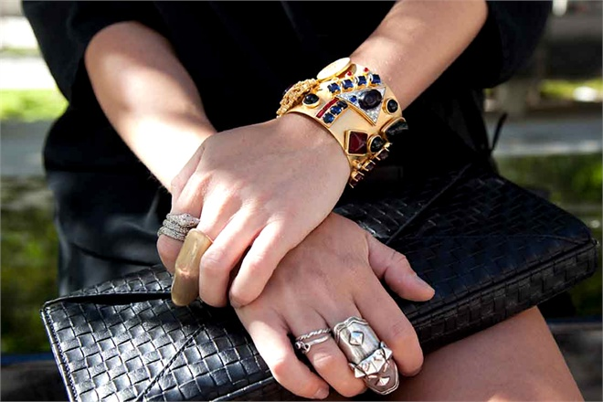 Which Finger Favorably to Wear Your Favorite Ring 36