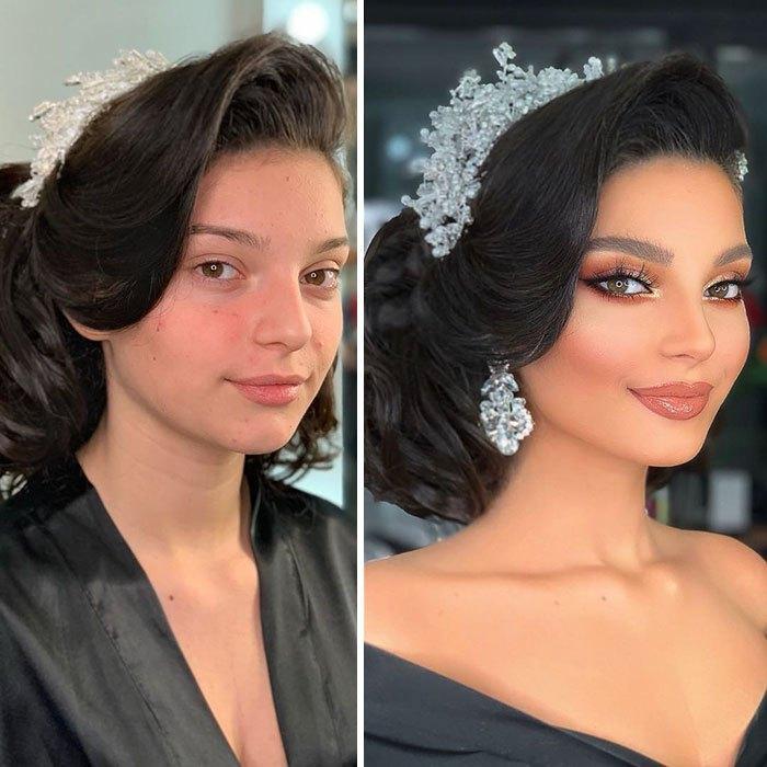 Girl up makeup