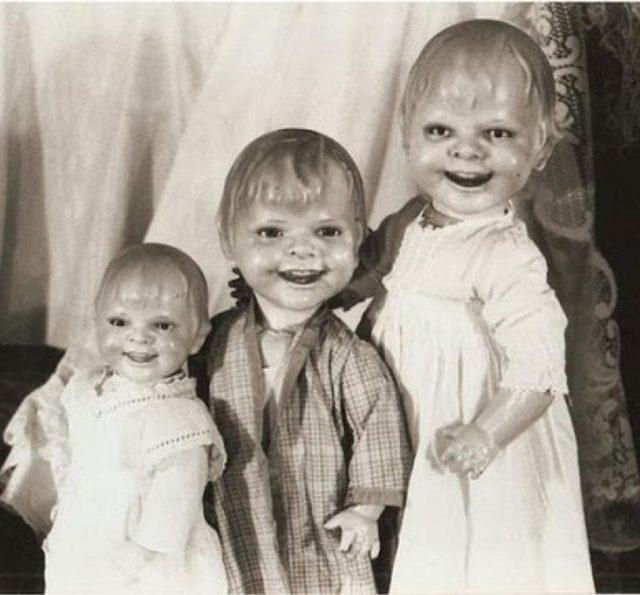 20th century dolls