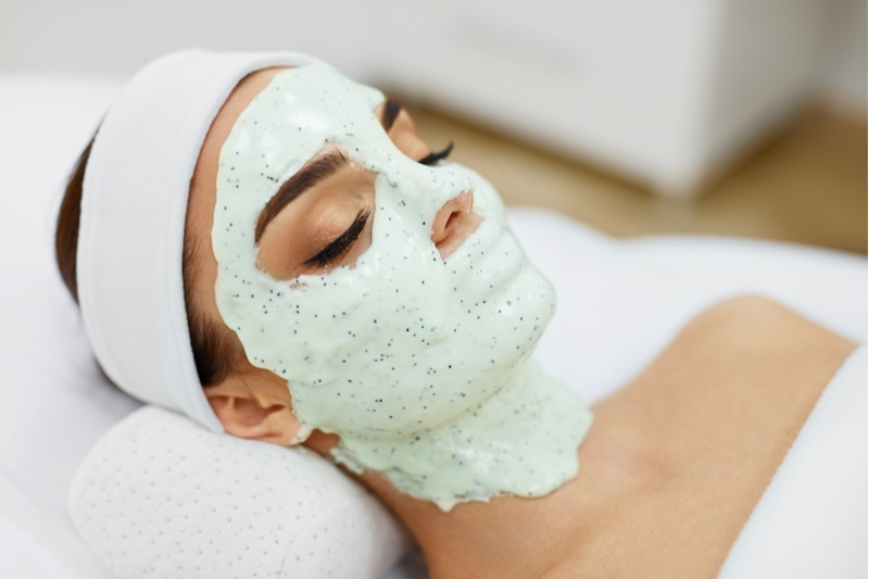 Alginate Face Mask: what is it and how to do it at home? 56