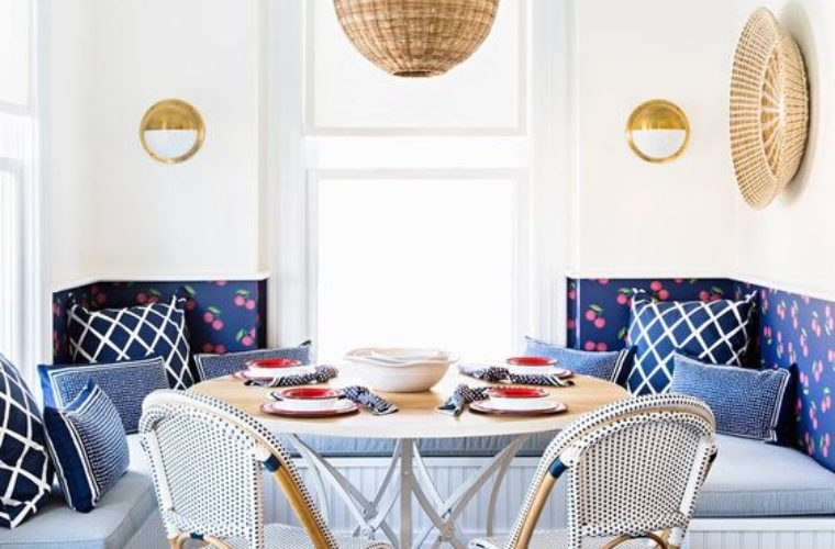 Bring Changes in Spring With Beach House Style Trend!