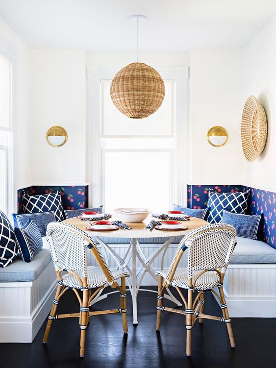 Bring Changes in Spring With Beach House Style Trend! 53