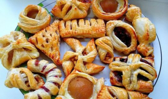 Cooking Puff Pastry: 3 Recipes That Will Become Favorite!