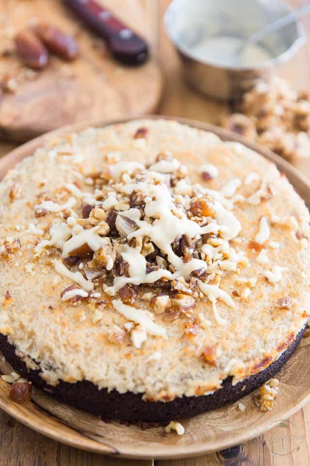 Dreamy Vegan Date and Coconut Cake Recipe 36