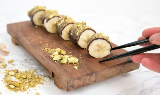 Fun and Sweet Banana Sushi (Just 3 Ingredients!)