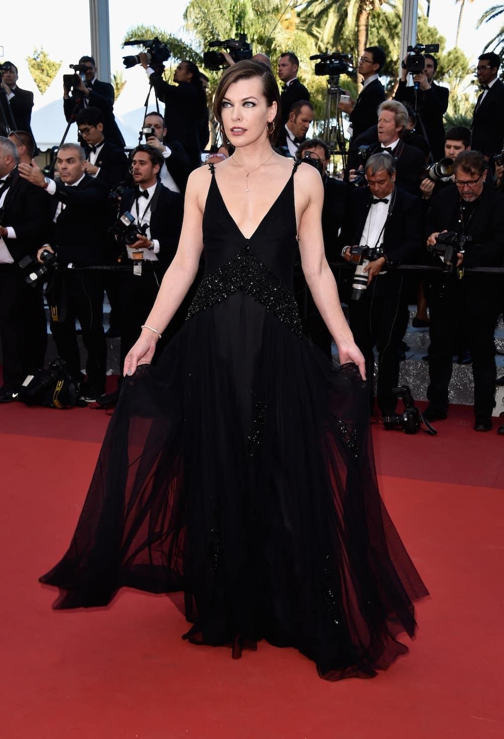 Mila Jovovich image