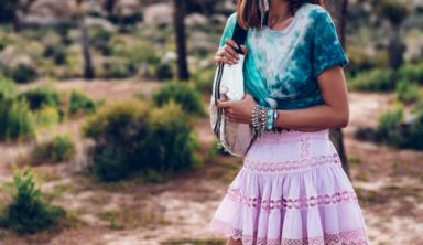 Festival Style in Lavender!
