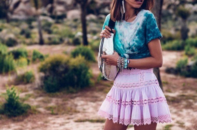 Festival Style in Lavender!
