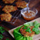 Delicious Sweet Potato Pancake Lettuce Wraps Recipe