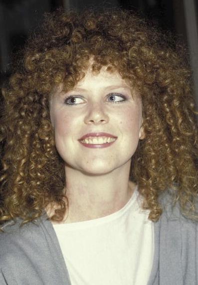 Nicole Kidman in his youth