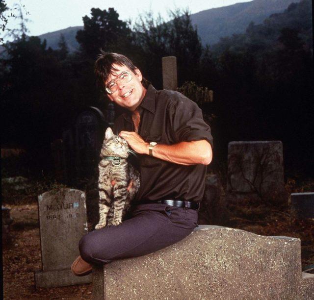 Stephen King in 1992