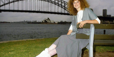 How Long Has It Been! 15 Rare Photos of Nicol Kidman, Steven Spielberg Roller-skating to Elton John, Who Doesn't Look Like Himself.