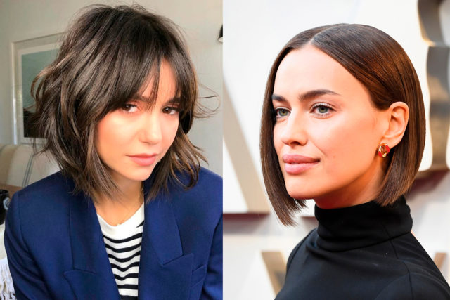 Beauty trends in autumn 2019 for those who want to change something in their hair 37