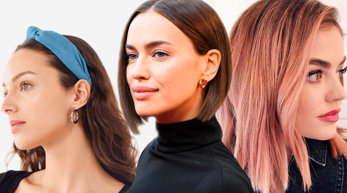Beauty trends in autumn 2019 for those who want to change something in their hair 36