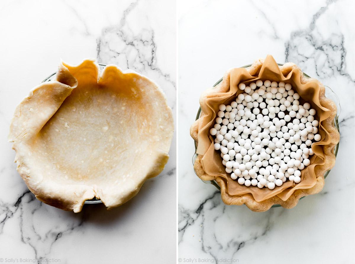 blind bake pie crust