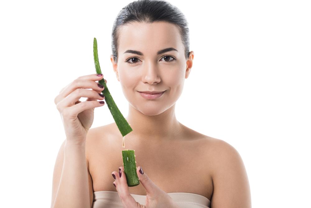 Aloe vera for herpes