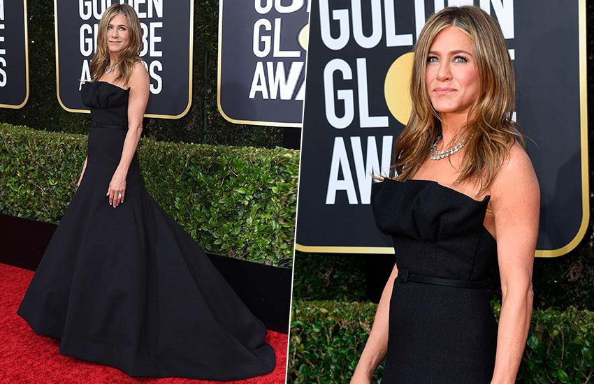 Jennifer Aniston Golden Globes - 2020