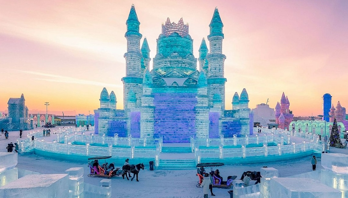 Where Are The Most Beautiful Ice Sculptures? 39