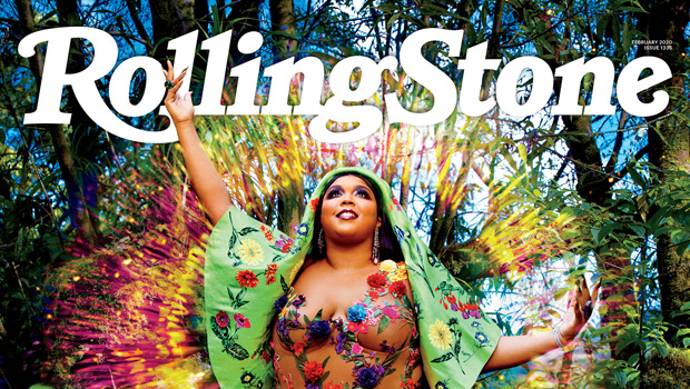Bodypositive Singer Lizzo Poses Nude For Magazine Cover 39