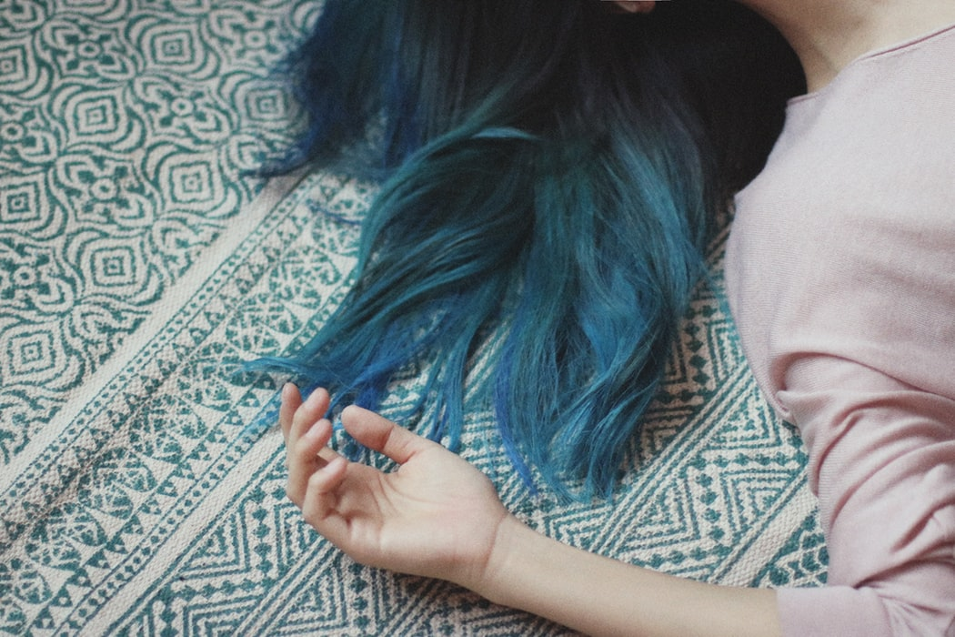 How To Choose A Shade Of Blue Color For Hair Or Best Blue Hair Colors! 36