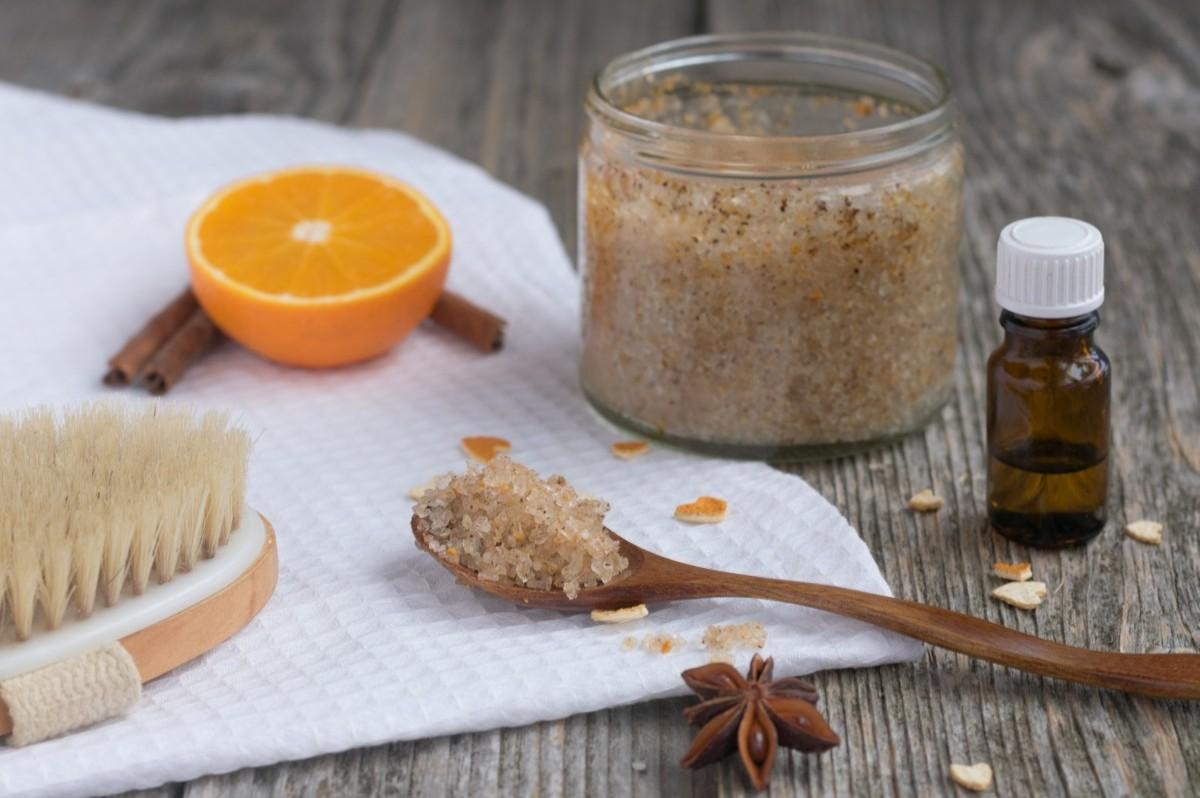 Homemade Scrubs For Scalp: Eco-friendly Recipes Sugar Scrub for the scalp